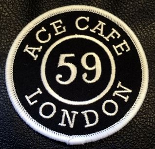 59 Club Ace Cafe London Patch