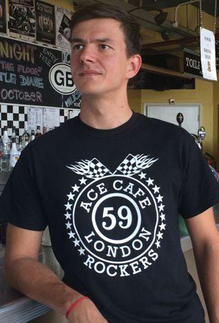 Ace Cafe London T Shirt