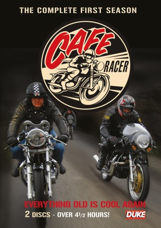 Cafe Racer DVD