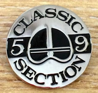 59 Club Classic Badge CURRENT CLASSIC MEMBERS ONLY