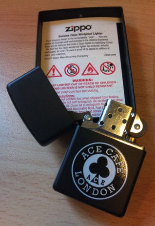 ace cafe london zippo lighter ace cafe shop