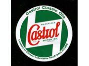 Castrol Stickers